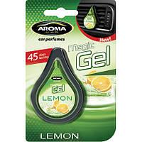 Ароматизатор в авто Aroma Car Magic Gel 10g Лимон