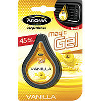 Ароматизатор в авто Aroma Car Magic Gel 10g Ваниль