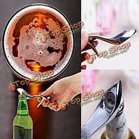 Нержавеющая сталь творческий винный подарок свадебной розетки открывалки высокого каблука