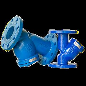 Фільтр сітчастий фланцевий чавунний MIV (Китай)