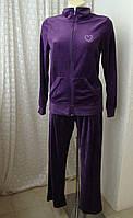 Спортивний костюм велюр Esmara р. 44-46 7123