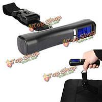 ЖК электронный повязку портативный масштаба 40kg / 10g емкость рука перевозки багажа весом устройство цифровой