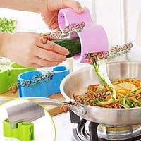 2 ножа растительное спираль слайсер растительное Овощечистка резак вегетерианский соломкой инструмент