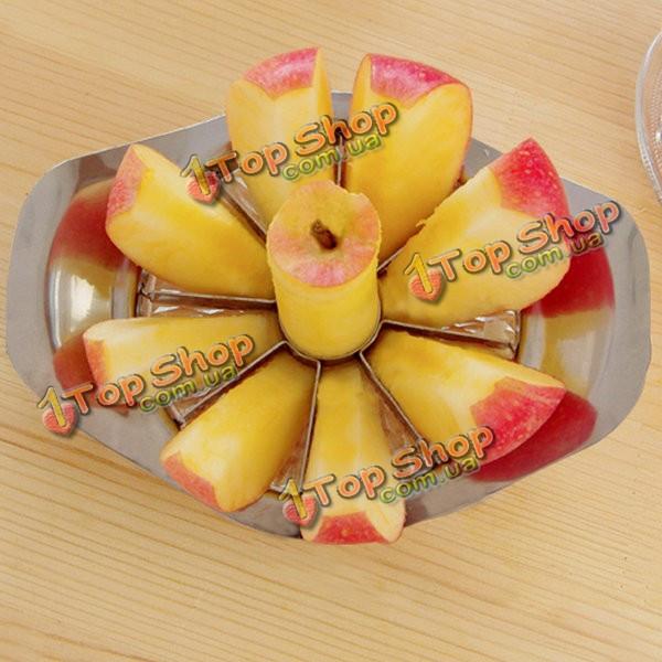 Нержавеющая сталь яблока пробоотборник slicer резак фруктов нож - ➊TopShop ➠ Товары из Китая с бесплатной доставкой в Украину! в Киеве