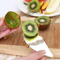 Многофункциональный КИВИ фрукты овощечистка нож и ложка КИВИ парер