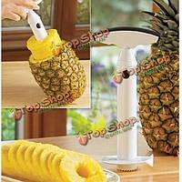 Кухонные инструменты фрукты ананас бур Slicer резак Овощечистка