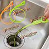 Инструмент очистки сливных труб пластиковый