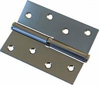 Дверные петли FUXIA 100*2,5 мм разборная матовый никель