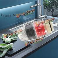 Углеродная кухня домашняя водопроводная вода крана чистит патрон фильтра очистителя