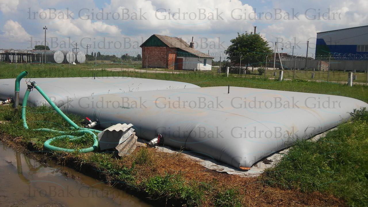 Резервуар для КАС, жидких удобрений Гидробак 60 м.куб.