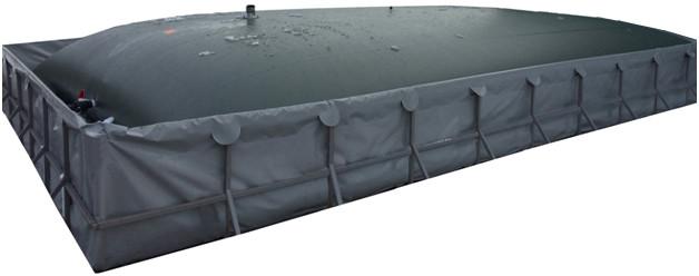 Резервуар для КАС, жидких удобрений Гидробак 40 м.куб.