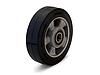 F3/160/50/4K колеса подрулевые для гидравлических тележек алюминий/резина диаметр 160 мм