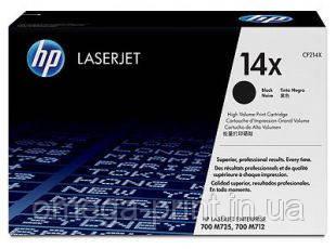 Картридж HP LJ M712, (CF214X)