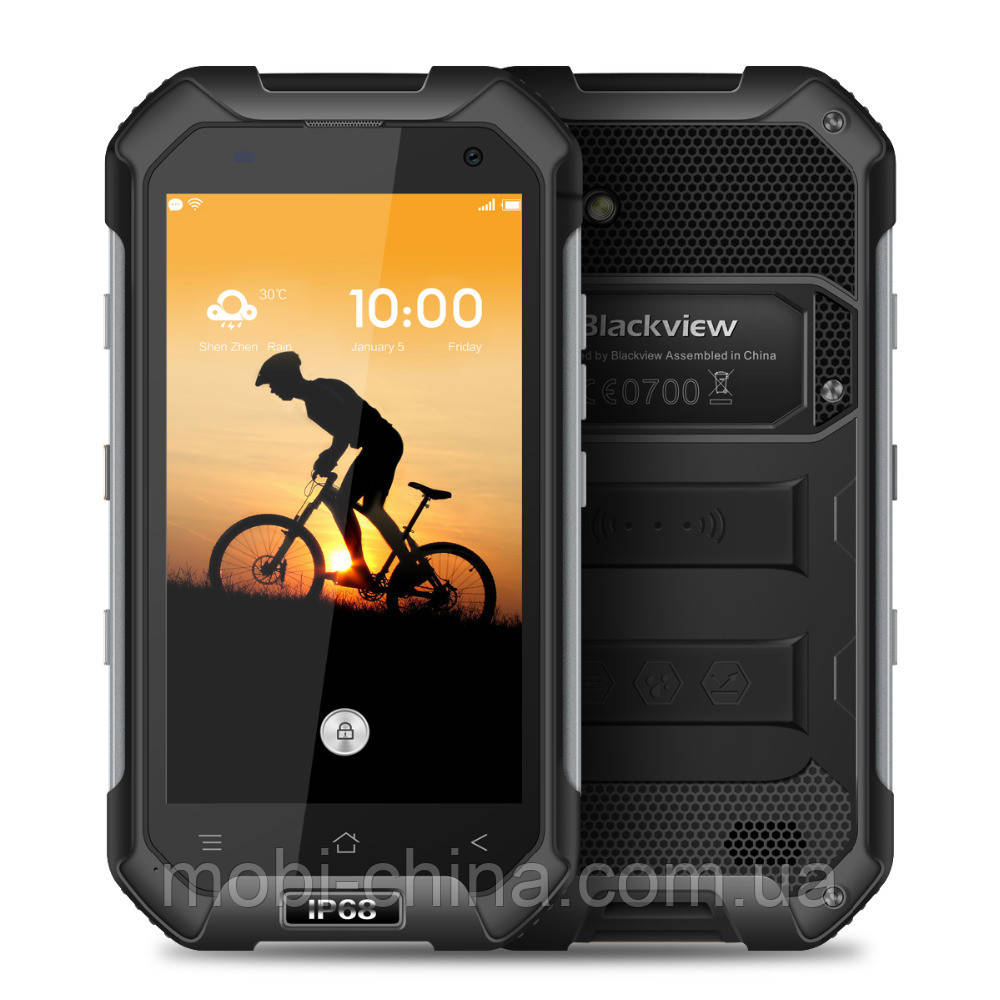 Смартфон Blackview BV6000S 2+16Gb Black  IP68