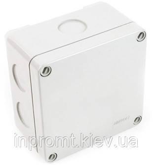 Герметичная монтажная коробка для влажных помещений PKG 100
