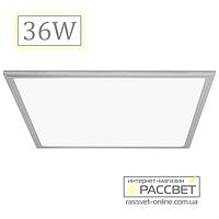 Светодиодная LED панель Feron Al2113-1 36W 600x600