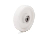 Колеса подрулевые для гидравлических тележек из полиамида-6 диаметр 200 мм