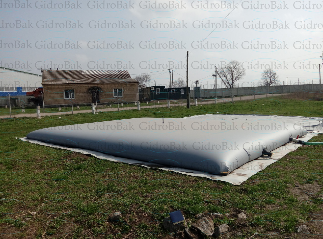 Резервуар для КАС, жидких удобрений Гидробак 80 м.куб.