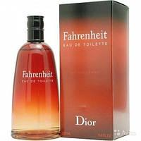 Туалетная вода для мужчин Christian Dior Fahrenheit 200 мл (Кристиан Диор Фаренгейт)