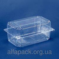 Пластиковый контейнер, блистер ПС-122, 230*130*87