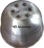 Дежа Т1-ХТ2Д  330 л, подкатная дежа из нержавеющей стали к тестомесу на 330 л