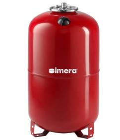Баки вертикальные на ножках для систем отопления IIMRE01R01EA1 RV80  IMERA, ( Италия )