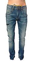 Джинсы мужские рваные, модные джинсы мужские