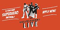 """Компания Shure обьявила о начале конкурса """"В поисках легенды""""-Call for Legends - Live"""""""