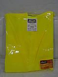 Жовта Майка світловідбиваюча жилет (зелена, салатова, лайм), фото 2