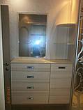 Встроенные шкафы купе на заказ  в спальню, прихожую, гостиную, фото 3