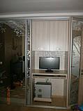 Встроенные шкафы купе на заказ  в спальню, прихожую, гостиную, фото 4