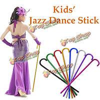 65см малышей детей джазовый танец палка грабят костыль живота принадлежности сценического танца