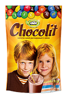 Какао-напиток Elite. Chocolit 150 гр. мягкая упаковка