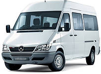 Защита двигателя на Mercedes Sprinter (1995-2006)