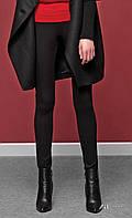 Женские узкие стрейчевые брюки черного цвета. Модель Trudy Zaps.
