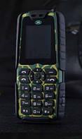 Противоударный водостойкий телефон LAND ROVER XP3300 16000Mah 2 Sim В КАМУФЛЯЖЕ