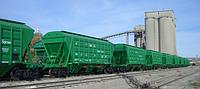 Перевозка зерновых ж/д транспортом