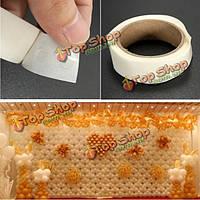 300 четкие двухсторонние клейкие точки клея клейкой лентой для изготовления свечей ремесла