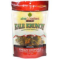 Alive & Radiant, Kale Krunch, Cheezy Chipotle, 2.2 oz
