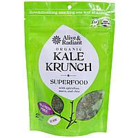 Alive & Radiant, Kale Krunch, Superfood, 2.2 oz