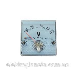 AС Вольтметр 500В  96х96 ( A-96-6)
