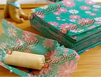 Конфеты сладкий оберточная бумага 20шт Ромашка форме сердца конфеты упаковочной бумаги