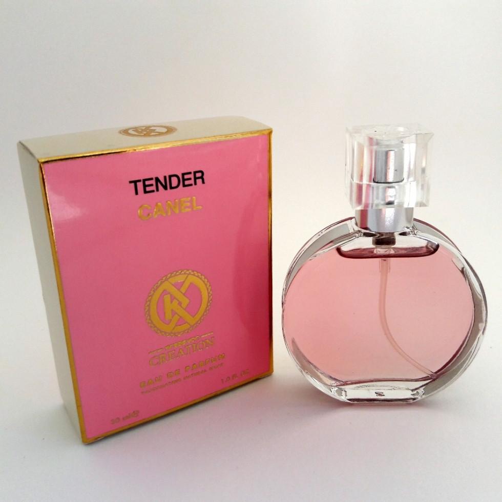 Chanel Chance Eau Tendre 30 ml (аналог брендовых духов). Мини-парфюмерия Kreasyon Creation - ONE-Parfum - интернет-магазин парфюмерии и косметики в Киеве