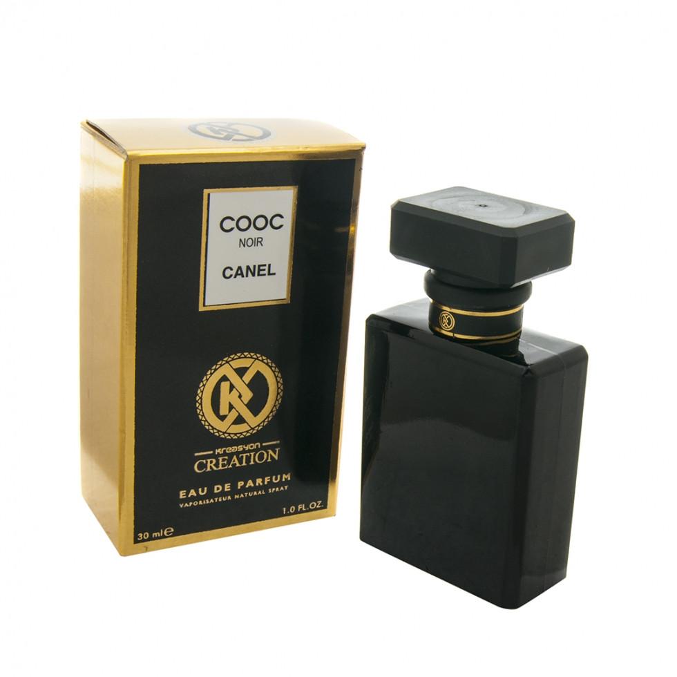 Chanel Coco NOIR 30 ml (аналог брендовых духов). Мини-парфюмерия Kreasyon Creation - ONE-Parfum - интернет-магазин парфюмерии и косметики в Киеве