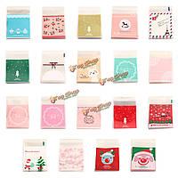 Мешочки для подарков 100шт