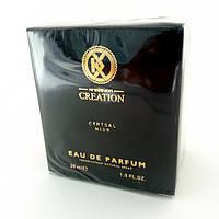 Versace Crystal Noir 30 ml (аналог брендовых духов). Мини-парфюмерия Kreasyon Creation