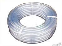 Трубка ПВХ 8*1 мм пищевая однослойная прозрачная