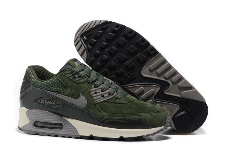 Кроссовки женские Nike Air Max 90 / 90AMW-556 (Реплика)