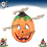 Хэллоуин костюм тыквы маска маскарад партии маска платье
