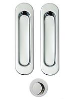 Ручки для раздвижной двери Siba 222 СР (Ручки купе Siba 222 СР)